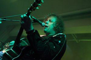 Gitarrist und Sänger Steve H. Stevens. (Foto: Björn Othlinghaus)