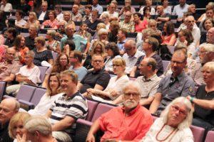 Die Nachfrage auf die Veranstaltung war groß. (Foto: Björn Othlinghaus)