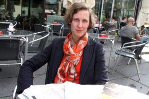 Rebecca Egeling, Leiterin und Intendantin des Kulturhauses, wird vor der Opernpremiere an einer Podiumsdiskussion teilnehmen. (Foto: Björn Othlinghaus)