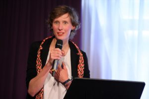 Möchte mehr als Comedy und Komödienstadl: Kulturhaus-Intendantin Rebecca Egeling. (Foto: Björn Othlinghaus)