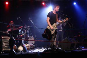 Die Stoner-Rock-Combo Defected Heroes gab eine druckvolle Vorstellung und konnte, obwohl am Ende nicht platziert, auf ganzer Linie überzeugen. (Foto: Björn Othlinghaus)