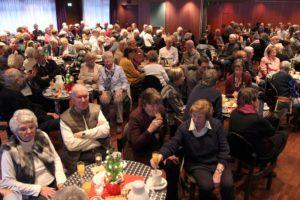 Über großen Publikumszuspruch konnte sich das kleine Ensemble auch bei seiner letzten Veranstaltung freuen. (Foto: Björn Othlinghaus)