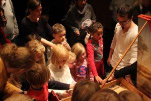 Kinder und Jugendliche sollen für Veranstaltungen im Kulturhaus begeistert werden. (Foto: Björn Othlinghaus)