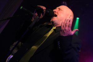 Roland Paroth, Sänger bei Quiet Earth. (Foto: Björn Othlinghaus)