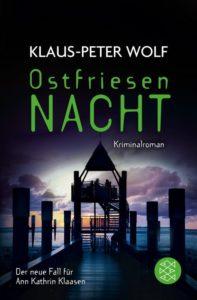 """Auch Wolfs neuer Krimi """"Ostfriesen Nacht"""" stürmt derzeit die Bestsellerlisten."""