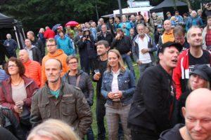 Die Kult-Combo Extrabreit kann noch immer auf ihre treuen Fans zählen. (Foto: Björn Othlinghaus)