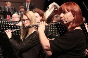 Die Musikerinnen und Musiker von Westfalen Winds verfolgen einen hohen künstlerischen Anspruch. (Foto: Kathrin Klein)
