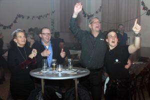 Gute Stimmung im Dahlmann-Saal. (Foto: Björn Othlinghaus)