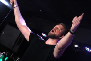 Sänger und Gitarrist Gerrit Eckert. (Foto: Björn Othlinghaus)