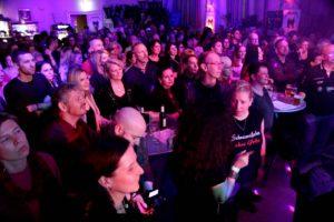 Wenn das Duo Breddermann auf der Bühne steht, ist der Saal in aller Regel gut gefüllt. (Foto: Björn Othlinghaus)