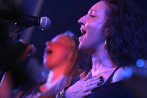 Sängerin Patrizia Camassa. (Foto: Björn Othlinghaus)