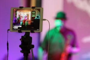 Aufgrund der Corona-Pandemie wurde in diesem Jahr das Music-Fever-Festival komplett gestreamt. (Foto: Björn Othlinghaus)