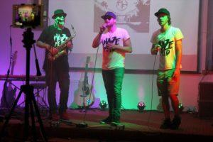 Hazefeld stehen für Hip-Hop mit deutschen Texten. (Foto: Björn Othlinghaus)