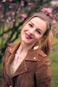 Egal ob Film, TV oder Theaterbühne: Johanna Giraud fühlt sich überall als Schauspielerin zuhause. (Foto: Heiko Mlodystach)