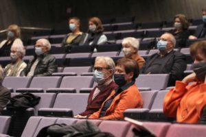 Die Einhaltung der Abstandsregeln und Maskenpflicht waren jederzeit gewährleistet. (Foto: Björn Othlinghaus)