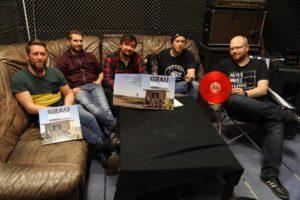 """Die Band Graupause präsentierte Anfang des Jahres ihre LP-Album """"Verdammte Stille"""" - zur derzeitigen Corona-Situation passt der Titel leider verdammt gut. (Foto: Björn Othlinghaus)"""
