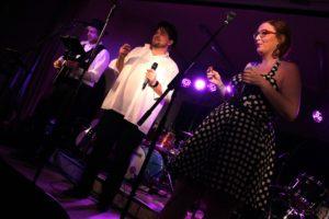 Ampersand stehen für eine geschmackvolle musikalische Melange aus Pop und Jazz. (Foto: Björn Othlinghaus)